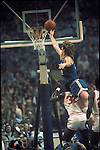24 MAR 1973:  UCLA center Bill Walton (32) during the NCAA Men's National Basketball Final Four semifinal game against Indiana, held in St. Louis, MO, at the Checkerdome. UCLA defeated Indiana 70-59 to meet Memphis in the championship game. Walton was named MVP for the tournament. .Photo: ©  Rich Clarkson / NCAA Photos.