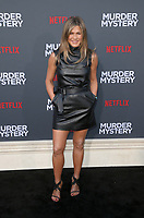 10 June 2019 - Westwood, California - Jennifer Aniston. The Los Angeles Premiere Screening of Murder Mystery  held at Regency Village Theatre. <br /> CAP/ADM/FS<br /> ©FS/ADM/Capital Pictures