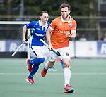 UTRECHT - Roel Bovendeert (Bldaal)  tijdens de hockey hoofdklasse competitiewedstrijd heren:  Kampong-Bloemendaal (3-3).   COPYRIGHT KOEN SUYK