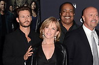 CULVER CITY, CA - MARCH 7: Ryan Kwanten, Linda Purl, Robert Gossett and Joe Halpin pictured at Crackle's The Oath Premiere at Sony Pictures Studios in Culver City, California on March 7, 2018. <br /> CAP/MPI/DE<br /> &copy;DE/MPI/Capital Pictures