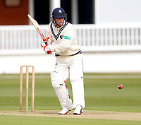 Sean Dickson bats for Kent during the friendly game between Kent CCC and Surrey at the St Lawrence Ground, Canterbury, on Friday Apr 6, 2018