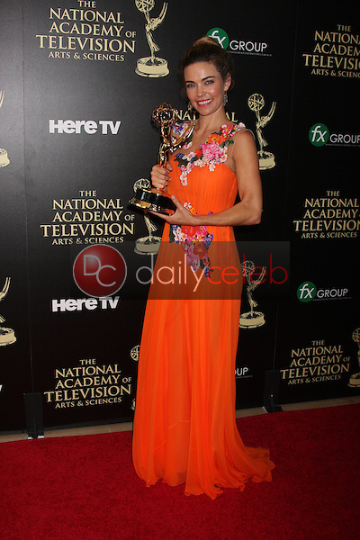 LOS ANGELES - JUN 22:  Amelia Heinle at the 2014 Daytime Emmy Awards Press Room at the Beverly Hilton Hotel on June 22, 2014 in Beverly Hills, CA