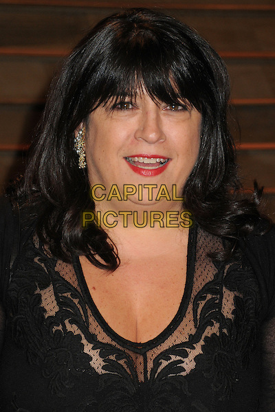 02 March 2014 - West Hollywood, California - E.L. James. 2014 Vanity Fair Oscar Party following the 86th Academy Awards held at Sunset Plaza. <br /> CAP/ADM/BP<br /> &copy;Byron Purvis/AdMedia/Capital Pictures