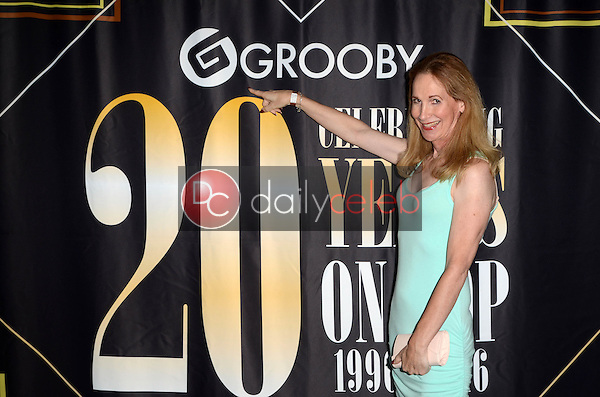 Becca Benz<br /> at the Grooby 20th Anniversary Party, Bardot, Hollywood, CA 08-12-16<br /> David Edwards/DailyCeleb.com 818-249-4998