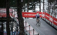 Alessia Bulleri (ITA)<br /> <br /> Elite Women's race<br /> UCI 2016 cyclocross World Championships