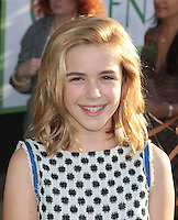 Kiernan Shipka arrives at Los Angeles premiere of 'The Odd Life Of Timothy Green' at the El Capitan Theatre on August 6, 2012 in Hollywood, California MPI28 / Mediapunchinc /NortePhoto.com<br />