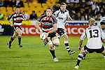 Kristian Ormsby takes the ball upfield. Air New Zealand Cup rugby game between Counties Manukau Steelers & Hawkes Bay, played at Mt Smart Stadium on the 23rd of August 2007. Hawkes Bay won 38 - 14.