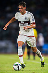 Mattia De Sciglio of AC Milan in action during the AC Milan vs FC Internacionale as part of the International Champions Cup 2015 at the looks onnggang Stadium on July 25, 2015 in Shenzhen, China.  Photo by Aitor Alcalde / Power Sport Images