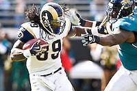 NFL: St Louis Rams vs Jacksonville Jaguars 2009