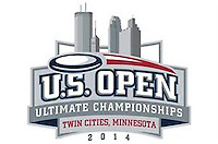 2014  USA Ultimate US Open