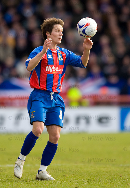 Ian Black, Inverness Caledonian Thistle