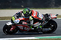 SCARPERIA,FLORENCE, ITALY - JUNE 02:,2017 Cal Crutchlow of Great Britain and LCR Honda in action Free Practice MotoGP Gran Premio d'Italia- at Mugello Circuit. on june 02, 2017 in Scarperia Italy.<br /> Photo Marco Iorio/Insidefoto