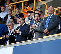 *** during the Sky Bet Championship match between Millwall and Ipswich Town at The Den, London, England on 15 August 2017. Photo by Carlton Myrie.
