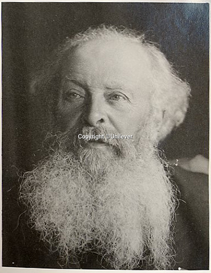 BNPS.co.uk (01202 558833)<br /> Pic: Unilever/BNPS<br /> <br /> Second owner James Colman (1830-1898)<br /> <br /> A staple of the British kitchen is celebrating its anniversary this year as Colman's Mustard turns 200.<br /> <br /> Archivist's research reveals the 200 year history of Colmans mustard.<br /> <br /> Founded in Norwich in 1814 by Jeremiah Colman, the super hot condiment made from Norfolk mustard seeds soon become a family favourite at dinner tables throughout the Empire, with even Capt Scott taking a case on his ill fated Terra Nova expedition to the south pole.<br /> <br /> So vital was the powdered sauce that it escaped wartime rationing to keep the home fires burning during the dark days of WW2. <br /> <br /> Despite being founded a year before Napoleon met his Waterloo, the world famous brand still produces 3000 tons of the fiery favourite every year exporting to all parts of the globe.