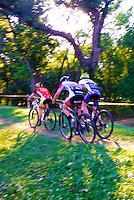 Short Track Cross Country Mountain Bike Race, Eva Bandman Park, Louisville, KY June 13, 2012