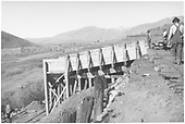 RGS coal chute at Ute Junction, CO.<br /> RGS  Ute Junction, CO