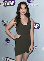 """HOLLYWOOD - OCTOBER 5:  Sarah Gilman at the Los Angeles premiere of """"The Swap"""" at ArcLight Hollywood on October 5, 2016 in Hollywood, California. Credit: mpi991/MediaPunch"""