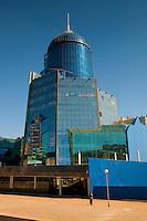New Railway Station In Samara, Russia