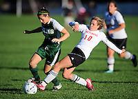 Mitchell Women's Soccer vs. Elms 10/16/2012