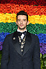 Michael Urie attends the 2019 Tony Awards on June 9, 2019 at Radio City Music Hall in New York, New York, USA.<br /> <br /> photo by Robin Platzer/Twin Images<br />  <br /> phone number 212-935-0770