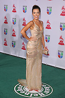 LAS VEGAS, NV - NOVEMBER 15 :  Beatriz Luengo pictured at the 2012 Latin Grammys at Mandalay Bay Resort on November 15, 2012 in Las Vegas, Nevada.  Credit: Kabik/Starlitepics/MediaPunch Inc. /NortePhoto