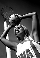 PICTURE BY BEN DUFFY/SWPIX - England netball's Tracey Neville.