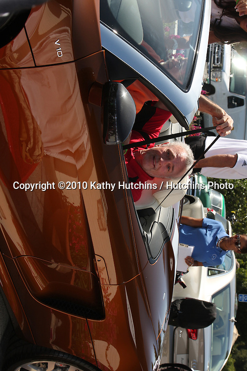 Kevin Dobson.arrives at  the George Lopez Golf Tournament .Lakeside Golf Club.Toluca Lake, CA.May 3, 2010.©2010 Kathy Hutchins / Hutchins Photo...
