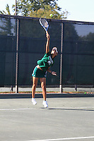 Eastern Michigan University Women's Tennis team competes in the 2011 Muirfield Invitational in Muirfield, OH. September 18th, 2011