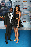 """LOS ANGELES - DEC 9:  Kevin Hart, Eniko Parrish at the """"Jumanji:  The Next Level"""" Premiere at TCL Chinese Theater IMAX on December 9, 2019 in Los Angeles, CA"""