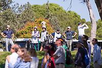 Masahiro Kawamura (JPN) during the third round of the Mutuactivos Open de Espana, Club de Campo Villa de Madrid, Madrid, Madrid, Spain. 05/10/2019.<br /> Picture Hugo Alcalde / Golffile.ie<br /> <br /> All photo usage must carry mandatory copyright credit (© Golffile | Hugo Alcalde)
