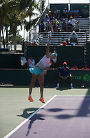 AJLA TOMLJANOVIC (CRO)<br /> <br /> Tennis - Sony Open -  Miami -   ATP-WTA - 2014  - USA  -  23 March 2014. <br /> <br /> &copy; AMN IMAGES