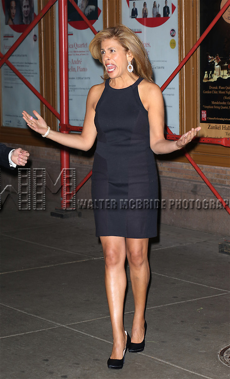 Hoda Kotb attends the Glamour 2013 Woman Of The Year Awards at Carnegie Hall on November 11, 2013 in New York City.