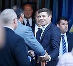 12.05.2019 Rangers v Celtic: Steven Gerrard