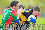 Kieran O'Leary Dr Crokes Adrian O'Donnell St Michaels Foilmore