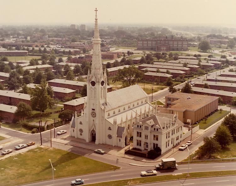 UNDATED..Historical...St Mary's Catholic Church...NEG#.NRHA#..