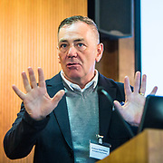 Professor David Wilson, Birmingham City University. The Howard League for Penal reform's Community Awards 2015 The Kings Fund, London, UK. All use must be credited © prisonimage.org