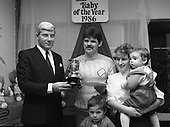 1986 - Baby Of The Year Competition