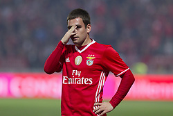 March 18, 2017 - Pacos De Ferreira, Pacos Ferreira, Portugal - Benfica's Serbian forward Andrija Zivkovic during the Premier League 2016/17 match between Pacos Ferreira and SL Benfica, at Mata Real Stadium in Pacos de Ferreira on March 18, 2017. (Credit Image: © Dpi/NurPhoto via ZUMA Press)