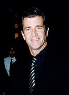 """Mel Gibson.  Premiere of """"Payback"""", Paramount Studios.   Hollywood special event"""