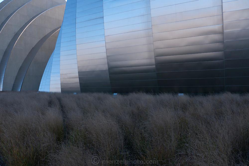 Kansas City, Missouri. Opera house designed by architect Moshe Safdie