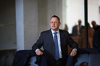 DEU, Deutschland, Germany, Berlin, 15.01.2018: Peter Felser (MdB, Alternative für Deutschland, AfD) vor Beginn der Fraktionssitzung der AfD-Fraktion im Deutschen Bundestag.