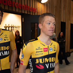 10-12-2019: Wielrennen: Teampresentatie Jumbo Visma: Amsterdam<br />Steven Kruijswijk, Tom Dumoulin