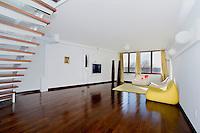 Living Room at 6911 Shore Road