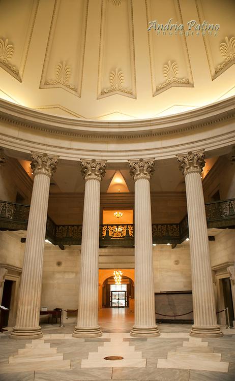 Federal Hall National Memorial Rotunda