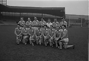 21/02/1965.02/21/1965.21 February 1965.Munster v Ulster Railway Cup semi-final at Croke Park. The final score was Ulster 0-14 Munster 0-9..The Ulster team that defeated Munster..