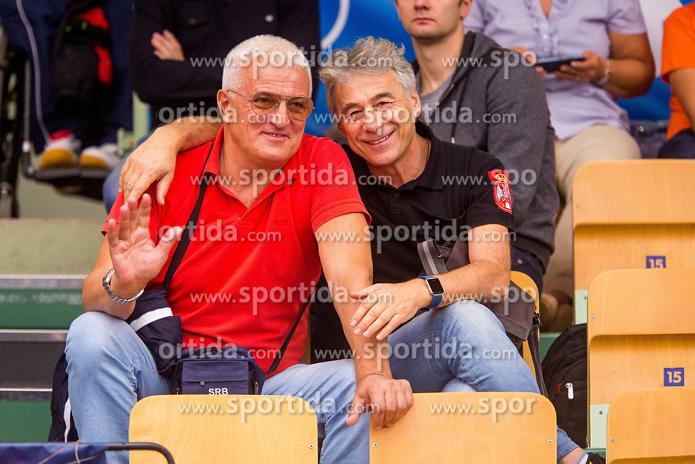 Croatian Fans during day 3 of 15th EPINT tournament - European Table Tennis Championships for the Disabled 2017, at Arena Tri Lilije, Lasko, Slovenia, on September 30, 2017. Photo by Ziga Zupan / Sportida