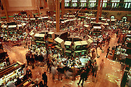 New York Stock Exchange, New York, New York, Interior