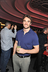 THOM EVANS at the launch of famed American fitness club 'Equinox' 99 High Street Kensington, London on 23rd October 2012.