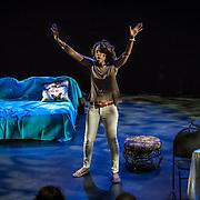 Alyson Renaldo - Virgin the play, Daniels Spectrum Cultural Centre, Toronto, Canada
