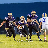 08-26-16 Berryville  vs. Harrison (Benefit Football Game)